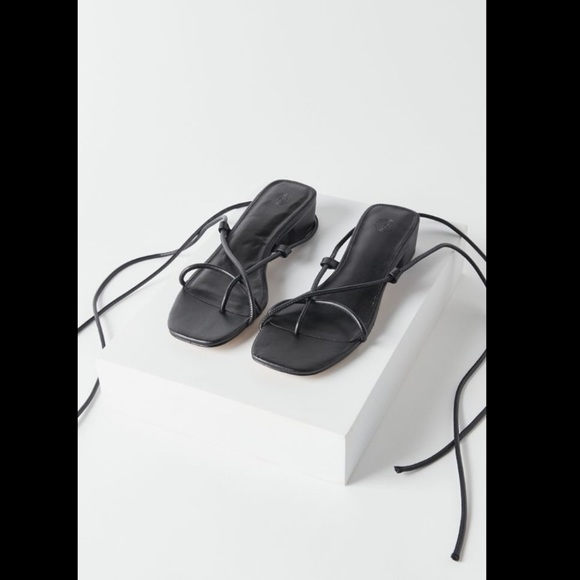 🆕 In Box. Urban Outfitters Ankle Wrap Sandals
